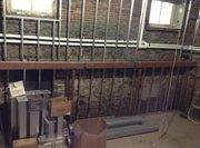 Wine cellar before renovations.