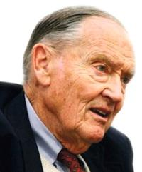 "Vanguard Group founder John Bogle says he's happy to pay back the government for the institutions that helped him create ""a remarkably successful business."""