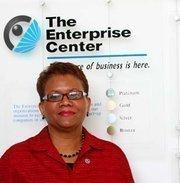 Della Clark: President of The Enterprise Center.