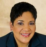 Ramona Riscoe Benson, CEO of the African American Museum of Philadelphia.
