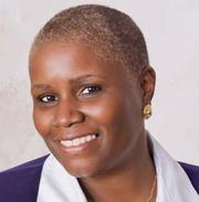 Valerie Traore of Food Bank of South Jersey.