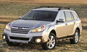 CBRE also represented Subaru in the car maker's deal to build a distribution center.