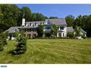 """No. 18 - 1262 Eagle Road, New Hope. ZIP: 18938. Price: $2,999,900. Square footage: 10,104. Distinguishing features: """"The kitchen and great room offer amazing details from the 2-story breakfast room to the gourmet kitchen that contains every amenity from four ovens to a built-in cappuccino maker."""""""