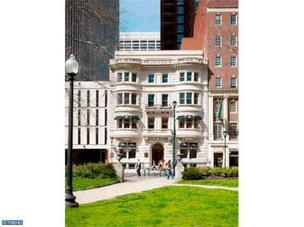 "1- 130 South 18th St.  Ask price: $15,000,000. Style: Condo (10 Rittenhouse Square Condominiums). Size: 9,153 square feet. Notable feature: ""Raw space is available for sale and ready to design. Own three floors including a 905-square-foot balcony overlooking Rittenhouse Square along with a 582-square-foot terrace overlooking the private courtyard."""