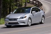 The Lexus ES was redesigned for the current model year.
