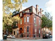 8 - 2036 Delancey Place. Ask price: $3,949,000. Style: Row house. Size: 8,160 square feet. Lot size: 2,178 square feet.