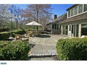 """No. 9 - 360 Covered Bridge Road, New Hope. ZIP: 18939. Price: $3,950,000. Square footage: 7,700. Distinguishing features: """"Gracious 18th century reproduction salt box home, designed by architect Lynn Taylor, offers a spectacular open-living floor plan."""""""