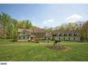 """No. 36 - 3718 Windy Bush Road, New Hope. ZIP: 18938. Price: $2,250,000. Square footage: 5,454. Distinguishing features: """"Long meandering driveway leads to this state-of-the-art country manor house."""""""