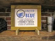 United By Blue has an unusual business model. It is a for-profit business, selling T-shirts and other apparel, hand-made bags and accessories. Yet for every product it sells, United By Blue vows to clean up a pound of trash on the world's oceans and waterways, giving an aspect more typical of a nonprofit.