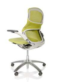 The Knoll Generation chair.