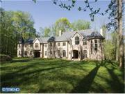 """No. 12 - 605 Creeks Edge Circle, Solebury. ZIP: 18938. Price: $3,800,000. Distinguishing features: """"Custom mahogany front doors open to an awe-inspiring foyer with a 25-foot ceiling."""""""