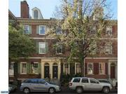"""35 - 608 Spruce St. Ask price: $2,100,000. Style: Row house. Size: 4,289 square feet. Lot size: 1,742 square feet. Notable feature: """"Society Hill circa 1804."""""""