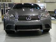 The new Lexus GS, a 2013 model, features a new grille design that will be used in some future Lexus models, according to the car magazines. MSRP: $49,450.