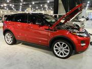 Is it just us, or does this Range Rover Evoque bear a resemblance to the Mini Clubman?