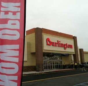 Burlington Coat Factory would serve as the project's anchor tenant.