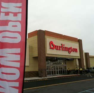 The project would be anchored by Burlington Coat Factory.