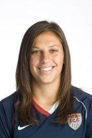 Carli Lloyd, Delran, N.J., Women's Soccer. Lloyd, 30, scored the game-winning goal to secure a 2008 Olympic goal medal for the U.S. team.