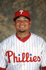 Freddy Galvis*, second base, $480,000. Stats at the All-Star break: 3 HR, 24 RBI, .226 AVG (*On disabled list)