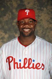 Ryan Howard*, first base, $20 million. Stats at the All-Star break: 0 HR, 0 RBI, .250 AVG (*Just returned from disabled list)