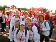 The Kendal Corp. — Staff walked 60 miles together in the Philadelphia Susan G. Komen 3-Day to raise funds to combat breast cancer.