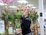 Local florist swings into action for U.S. Open