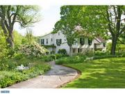 """No. 7 - No address given, New Hope. ZIP: 18938. Price: $4,500,000. Distinguishing features: """"A storybook setting is embraced by a rural landscape of 50 acres on this quintessential country estate."""""""