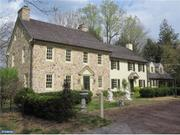 """No. 3 - No address given, New Hope. ZIP: 18938. Price: $6,950,000. Acreage: 28.18. Distinguishing features: """"One of the largest and most unique estates on the Delaware River."""""""