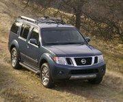 No. 93 - Nissan Pathfinder. Sales: 42,621.