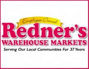 No. 9: Redner's Warehouse Markets. Based in Reading, Pa., Redner's may not be as familiar as other brands because its focus in the Philadelphia area is in the outer suburbs, where it has 12 stores, sales of $263.5 million and a market share of 3.32 percent. But the company has been adding local stores and is in a growth mode: Back in January, it acquired a former Pathmark in Bensalem, Pa., and a SuperFresh in Uwchlan, Pa.
