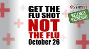 Synygy Inc. — Company-sponsored flu shots keep employees healthy during the flu season.