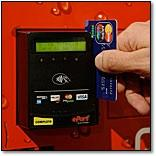 USA Technologies provides products and services that allow vending and other machines used by consumers to accept cashless transactions and be wirelessly managed remotely.