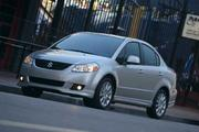"Not ranked: Suzuki. Consumer Reports says: ""...have reliability data (above average) only on the SX4."" Pictured: The Suzuki SX4."