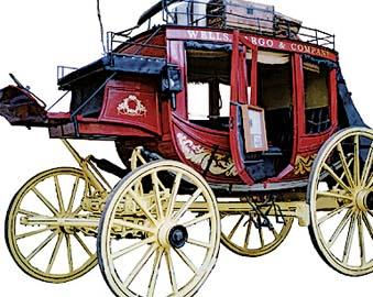 The new business is called Abbot Downing, after the maker of Wells Fargo's iconic stagecoaches in the 1800s.