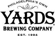 Yards Brewing Co., which was founded in 1994, is based at 901 N. Delaware Ave. in Philadelphia.