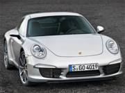 "Not ranked: Porsche. Consumer Reports says: ""...have performed very well ... only model with sufficient reliability data is the Cayenne, which is well below average."" Pictured: The Porsche 911 Carrera."