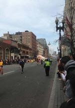 Explosions hit Boston Marathon finish line