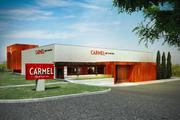 A rendering of the planned Carmel Cafe & Wine Bar, which will open Sept. 9.