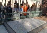 No. 15 - Christ Church and Burial Ground, Philadelphia. Visitors in 2011: 207,813. Last year's rank: 13.