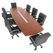 Conference table, 8-foot (rental): $481