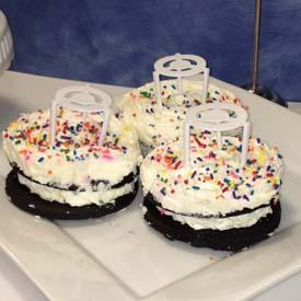 Whoopie pies for Rover at Doggie Dog World in Voorhees, N.J.