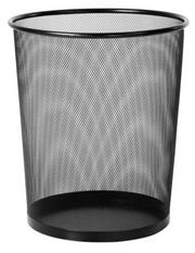 Emptying the wastebaskets every two hours: $110 per day.
