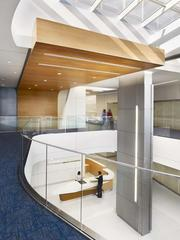 "Click here"" 'Kubrick-like' hospital interior wins design award"
