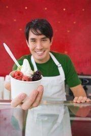 No. 2 - Frozen yogurt shops, 27 percent