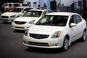 No. 44 - Nissan Sentra. Sales: 106,395.