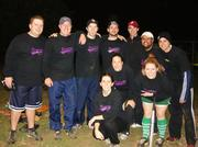 Pennrose – Pennrose employees stay fit while having fun on their company softball team.