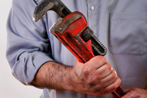 Plumbers say service calls increase on Thanksgiving Day and spike on Black Friday.