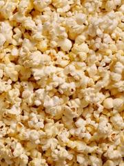 Potato chips, pretzels or popcorn: $2.75 a bag.