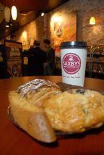 Don't expect any Swiss Farms-Saxbys synergy