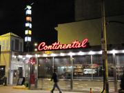 ... and the Continental Restaurant.