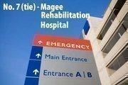 Philadelphia. 1 nationally ranked specialty: rehabilitation. Last year's rank: No. 7 (tie).